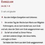 Liturgische Texte